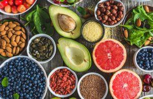 healthy food grains
